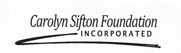 Carolyn Sifton Foundation Inc.